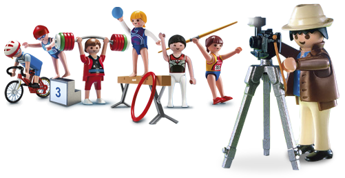Playmobil-figures