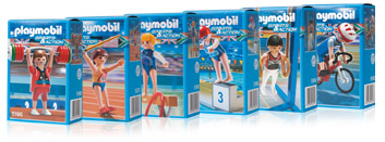 Playmobil-boxes