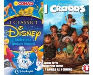Croods e Conad
