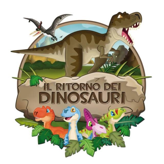Logo Il ritorno dei Dinosauri
