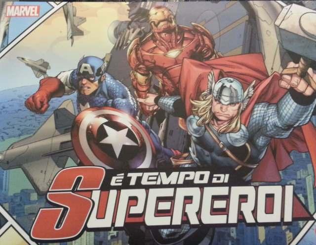 Album Supereroi COOP