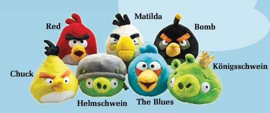 Billa AT angry Birds2