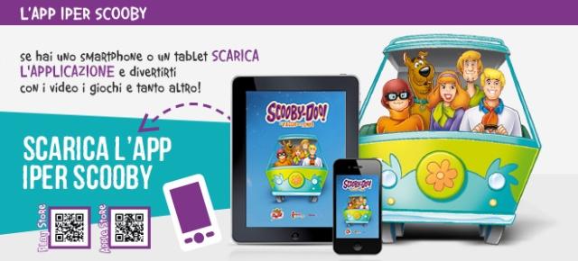 App Iper Scooby