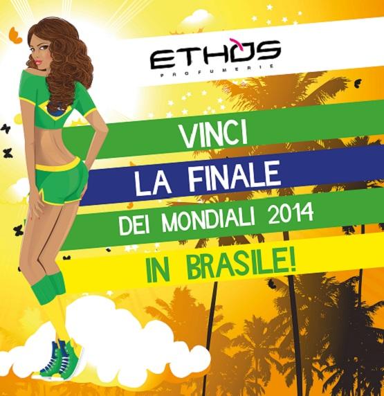 Vinci il Brasile Etos