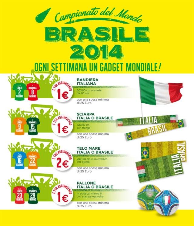 Alì Brasile2014 prodotti