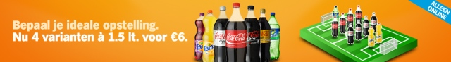 AH offerta  CocaCola 2014