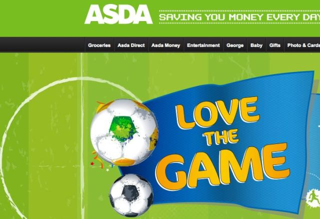 Asda LoveThe Game