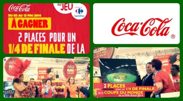 CocaCola Mondiali Carrefour