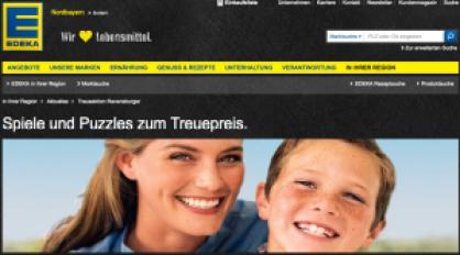 Edeka web  2014 Ravensburg