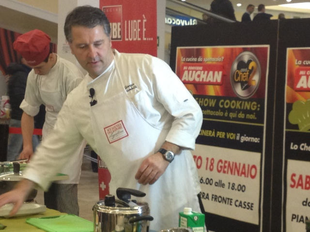 G. Giambelli Show Cooking