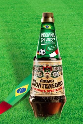 Montenegro Brasil 2014 bottiglia