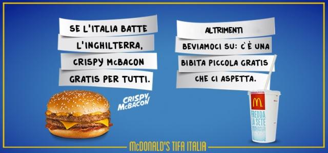 McDonald Mondiali