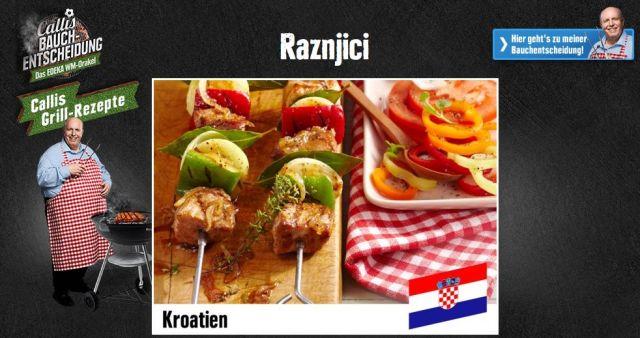 Ricetta Croazia