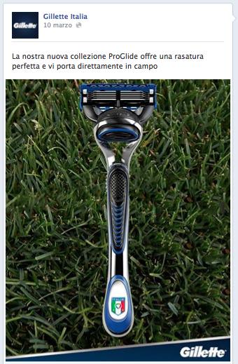 Gillette Italia