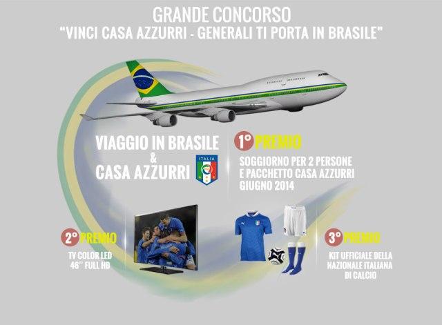 Gioca & Vinci Il Brasile Generali