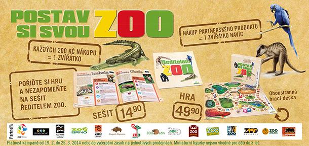 ALBERT CZ zoo 2014