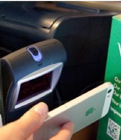 Starbucks - mobile Pay