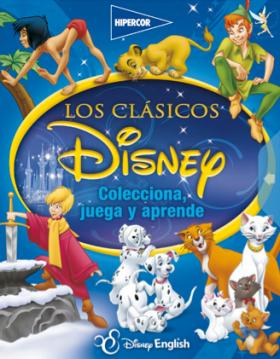Album Hipercor Disney 2014