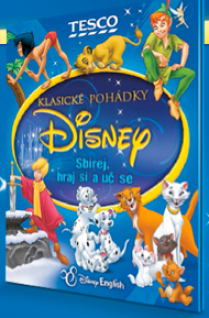 Album Tesco CZ Disney