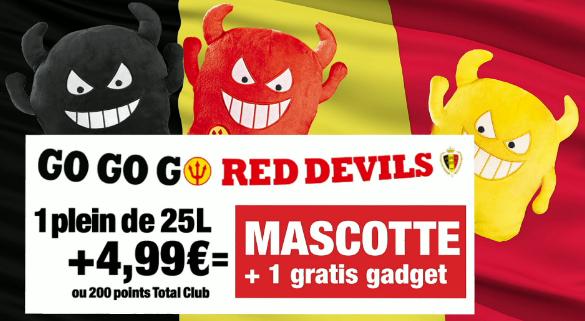 Total Red Devils 2014