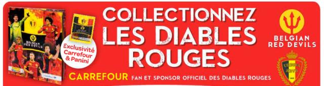 Carrefour Diables Rouge