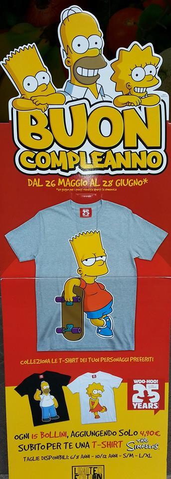 Sigma Simpsons buon Compleanno