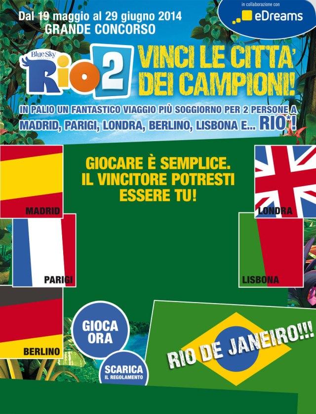 Simply Rio2 -citta-campioni