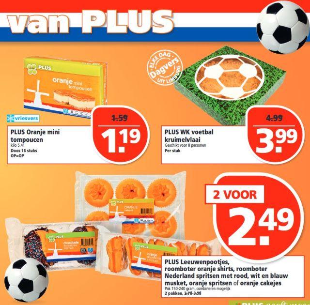 Plus Orange product w2014