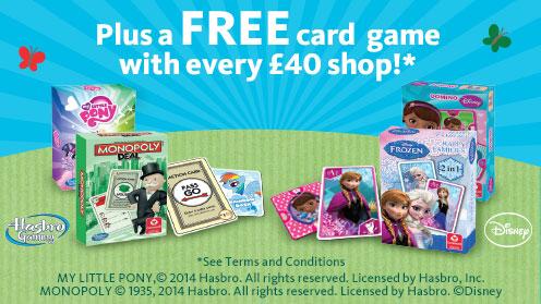 Morrisons Card Game-Cartamundi
