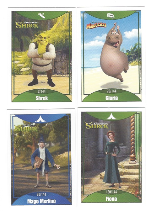 Le Grandi Avventure card- Pam